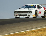 New names top the standings in Trans Am West Coast qualifying at Thunderhill