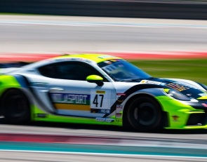 NOLASPORT Porsche completes perfect GT4 America weekend