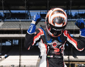 Sundaramoorthy near perfect in Indy USF2000 double