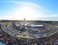 Six NASCAR tracks confirm return to open attendance