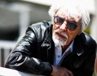 Ecclestone documentary 'Lucky' to tell his F1 story