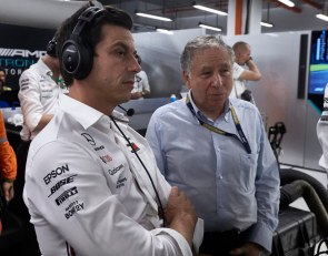 Sprint qualifying 'not a race,' says FIA's Todt