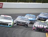 NASCAR returns to performance matrix, putting Larson on pole at Pocono