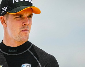 Askew to substitute for Rosenqvist for Race 2 at Detroit