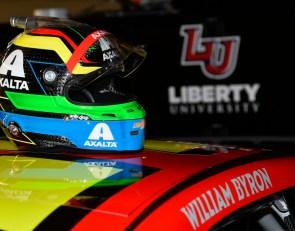 NASCAR podcast: Helmet artist Greg Stumpff