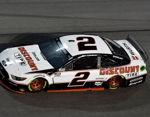 'Second to Hendrick right now is an accomplishment' - Keselowski
