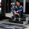 Grosjean's Mercedes test postponed