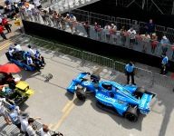 Palou CGR entry hit with grid penalty for Detroit Race 1