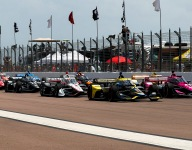 IndyCar, St Pete extend deal through 2026