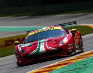 Ferrari to partner with AF Corse for Hypercar attack