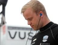 Rosenqvist cleared for Mid-Ohio return