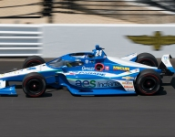 Karam hopes to build on strong Indy 500 race