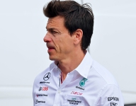 """Last few weeks """"toughest"""" for Wolff as a team boss"""