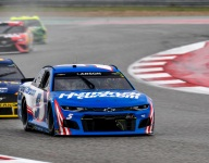 Larson to start from pole at Sonoma