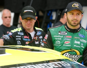 Wood Brothers Racing make crew chief change for DiBenedetto