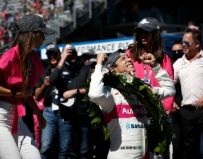 Indy 500 TV rating hits 5-year high