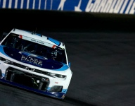Larson will start from pole at Sonoma