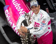 Castroneves takes home $1,828,305 for Indy 500 win