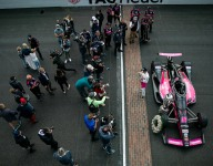 Pruett's cooldown lap: Indy 500 edition