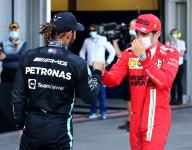 Leclerc surprised to secure consecutive poles