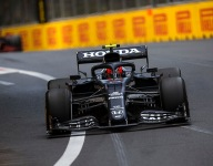 Gasly fought power unit problem to beat Leclerc to podium