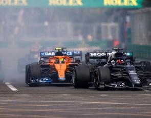 McLaren strongly disagreed with Masi over Baku yellow flag ruling