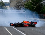 Verstappen had no warning of dangerous tire blowout
