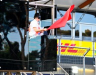 Masi explains red flag decision in Baku