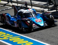 Alpine beats Toyota to pole in Portugal WEC