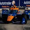 Arrow McLaren SP absolve Rosenqvist, Chevy of Detroit crash