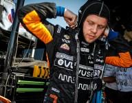 Rosenqvist to remain in hospital overnight following Detroit crash