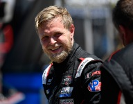 Magnussen to make IndyCar debut subbing for Rosenqvist at Road America