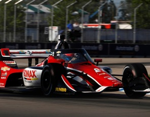 VeeKay questionable for Road America after bicycle accident