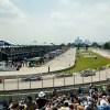 Pruett's cooldown lap: Detroit