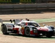 Toyota beats Alpine to Portimao WEC win