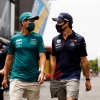 Aston, Red Bull drivers admit worries over Pirelli tires after Baku