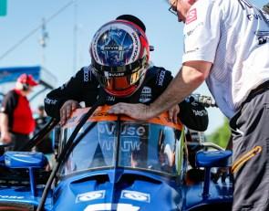 Magnussen finds IndyCar qualifying a complex challenge
