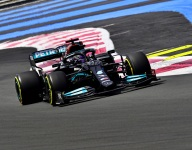 Hamilton 'excited' by challenge, denies chassis swap is an issue