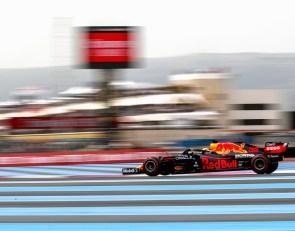 Verstappen takes French Grand Prix pole, Hamilton second