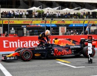 Verstappen exceeds expectations with pole at Mercedes stronghold