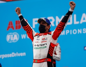 Di Grassi victorious in Puebla E-Prix 1 after shock penalty for Wehrlein