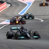 Wolff believes Mercedes lost with the quicker car in France
