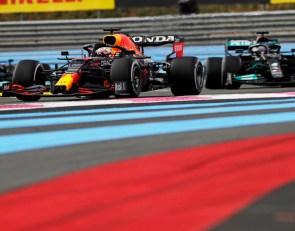 Verstappen overhauls Hamilton for French GP victory