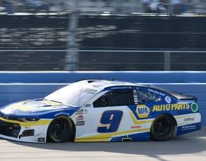 NASCAR disqualifies Elliott from Nashville after five loose lug nuts