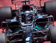 Hamilton looking to overcome estimated 0.25s deficit to Red Bull