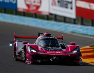 Meyer Shank Racing Acura falls short on 'best day of the year'