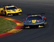 MSR Acura, Corvettes set early Watkins Glen Six Hours pace