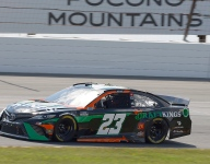 Top five at Pocono 2 'shows what we can do' - Wallace