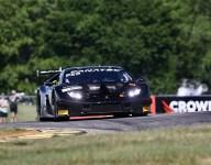 Caldarelli's Lamborghini and Grenier's Mercedes-AMG take VIR weekend poles