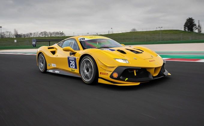 Live stream: Saturday's Ferrari Challenge racing at Homestead